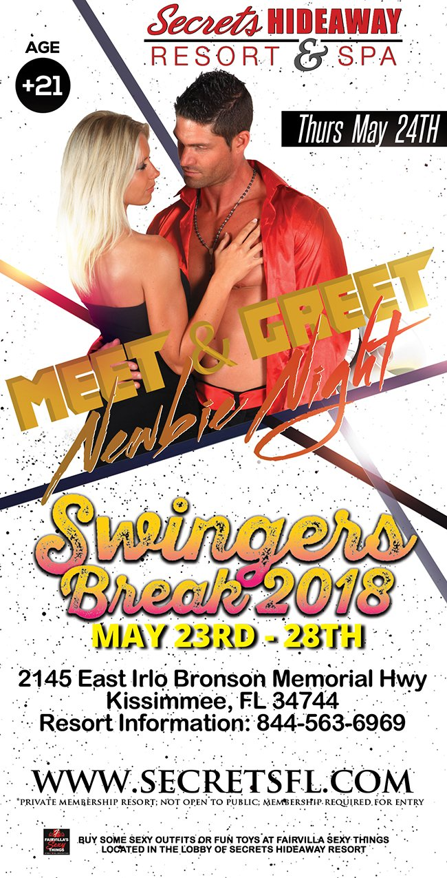 Events newbie meet greet swingers break 2018 orlando florida events newbie meet greet swingers break 2018 orlando florida lifestyle and swinger parties m4hsunfo