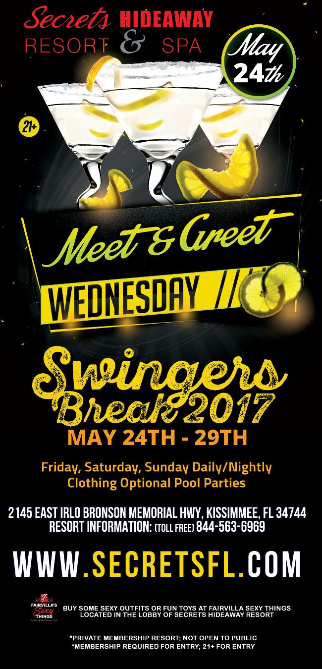 Events meet greet swingers break 2017 orlando florida events meet greet swingers break 2017 orlando florida lifestyle and swinger parties m4hsunfo