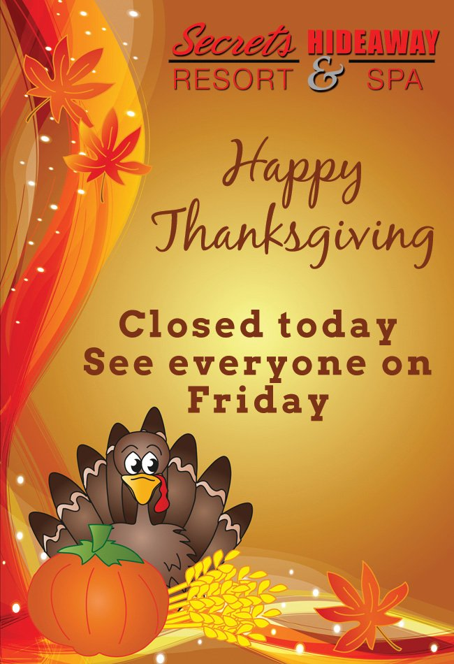Events - Closed for Thanksgiving Orlando, Florida Lifestyle and Swinger Parties