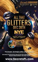 All that Glitters - NYE Takeover