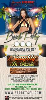 Naughty in Orlando Hotel Takeover