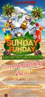 Sunday Funday Rehab Pool Party 11am - 7pm
