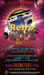 Retro 80�s Night