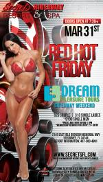 Red Hot Friday