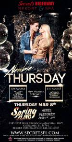 Newbie Thursday - Spring Fling Hotel Takeover