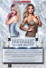 Metallic Party - Aahz Party Weekend