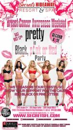 Pretty in Black, Pink, or Red - Aahz Party