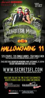 Monster Mash Meet & Greet - Hallowswing 11