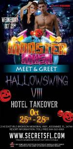 Meet & Greet - Hallowswing VIII