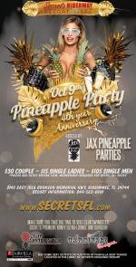 Pineapple Party 4th year Anniversary