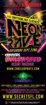 Neon Rave - Craizers Unleashed