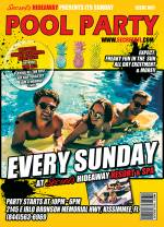 Sunday Pool Party 10am-5pm
