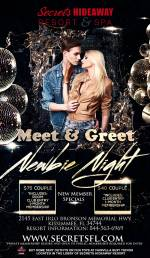 Meet & Greet Newbie Night