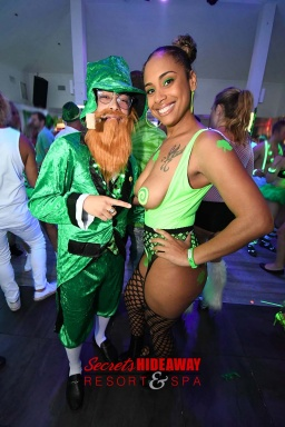 St Patty's GLOW Party: Spring Fling Takeover 2020