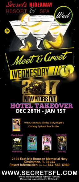 Meet & Greet Wednesday