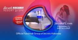 Official Facebook Group of Secrets Hideaway