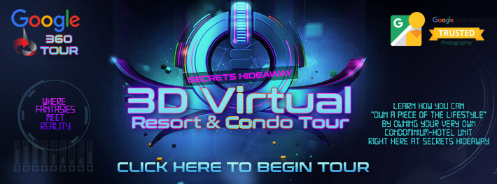 3D Virtual Resort & Condo Tour