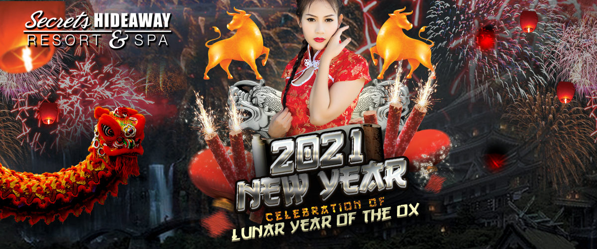 2021 New Year Party